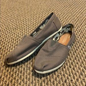 Toms Grey Shoes